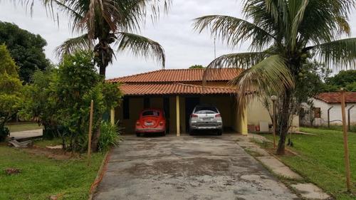 Chácara Com 3 Dormitórios À Venda, 1771 M² Por R$ 640.000,00 - Monte Carlo  - Guapiaçu/sp - Ch0280