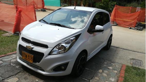 Chevrolet Spark Gt Ltz Full Ab Rin15 2015