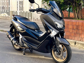 Nmax Abs Negro Mate Full