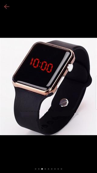 Relógio De Pulso Fashion Unisex/pulseira De Silicone
