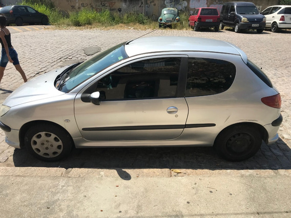 Peugeot 206 1.4 Moonlight Flex 3p
