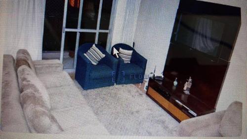 Apartamento 80m², 2 Dormitorios, 1 Suíte, 1 Vagas - Ipiranga - Ap11744