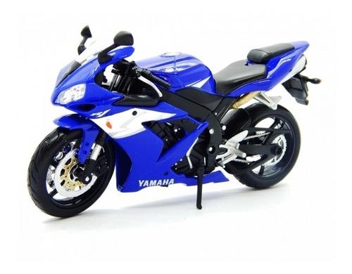 Miniatura Moto Yamaha Yzf-r1 (1:12)