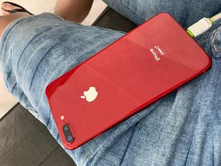iPhone 8 Plus Com Todos Acessorios Originais 64 Gigas