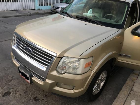 Explorer Limited V8 2007