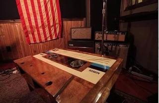 Mesa De Centro En Forma De Cassette Personalizada