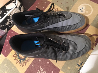 Chuteira Nike Futsal Número 40