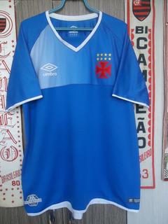 Camisa Vasco Da Gama ( Umbro / Nº 12 / Azul )