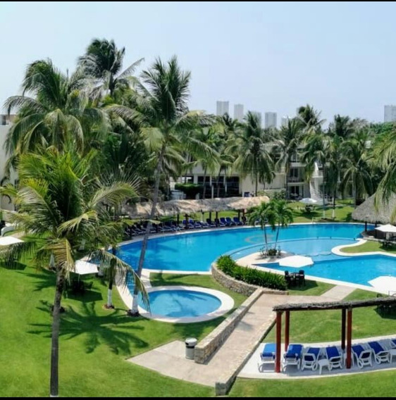 Villa De 3 Recamaras Y 2 Baños Y Medio En Acapulco Diamante