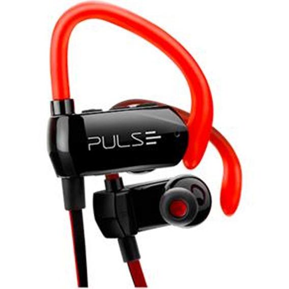 Fone Ouvido Headphone Multilaser Ph253 C/bluetooth Vermelho