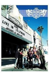 Dvd Rbd Live In Hollywood Rebelde Mexicano Importado