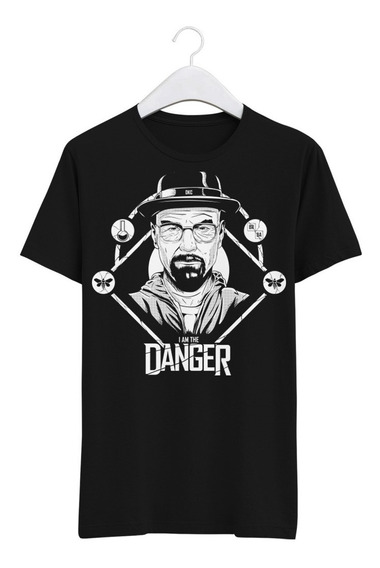 I Am The Danger Playera Edición Limitada