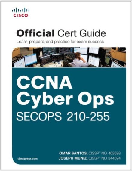 Ccna Cyber Ops Secops 210-255 Official Cert Guide Pdf