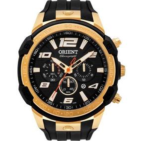 Relógio Orient Mgspc004a-p2px Analógico Caixa De Aço Inox
