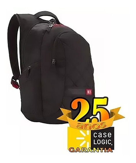 Mochila Case Logic Notebook Macbook Dlbp-116 Até 16 Pol.