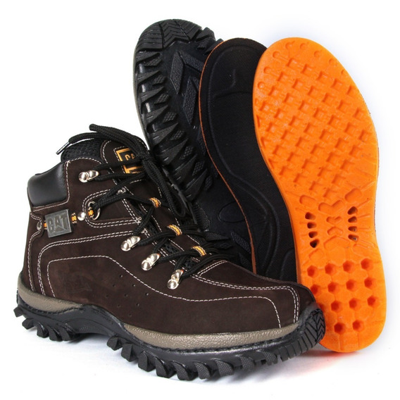 Bota Adventure Caterpillar Original Unissex Rf205