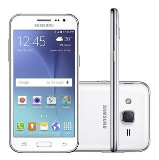 Samsung Galaxy J2 J200 Duos Tela 4.7 4g 8gb Open Box Anatel