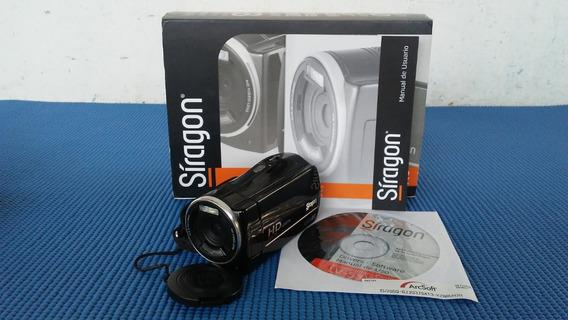 Video Cámara Filmadora Siragon Lx - 53v