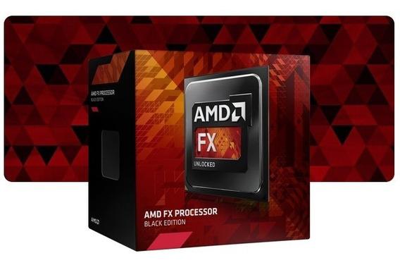 Placa + Amd Am3+ Fx 4 Serie Fx-4300 3.8ghz 8mb Black Edition