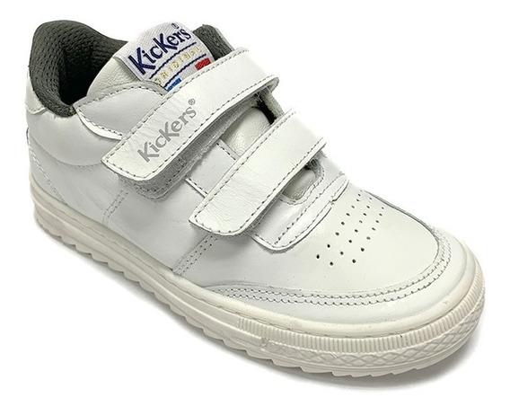 Zapatos Deportivos Colegiales Kickers Niño Ki 0009 Corpez 44