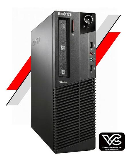 Computador Core I3 De 3.1.ghz, 4gb Ddr3 500gb Dd Lenovo Cpu