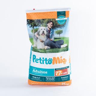 Alimento Para Perro Adulto Petito Mio 25kg Croquetas