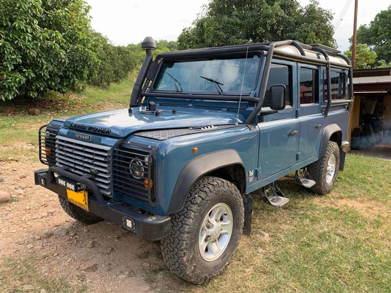 Land Rover Defender 110 Tdi 2500cc 4x4 9p Turbo Diesel 1995