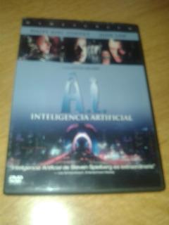 Dvd Doble Inteligencia Artificial Widescreen