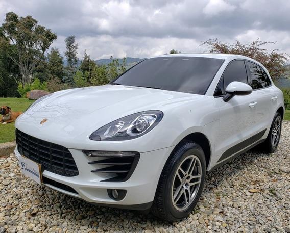 Porsche Macan Blindaje Ii Plus