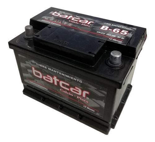 Imagen 1 de 9 de Bateria Batcar 12x65 B-65 Auto Blindada Libre Mantenimiento