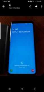Celular Sansung S9 + Usado