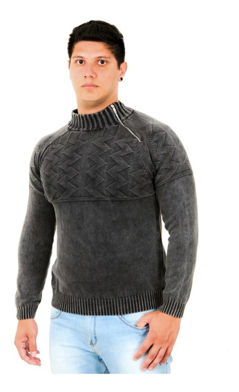 Lançamento Blusa Tricô Estonado Suíça 100%algodão 7147