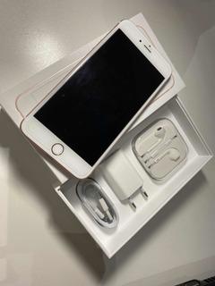 iPhone 6s Plus 128gb Rose - Com Nota Fiscal Da Compra