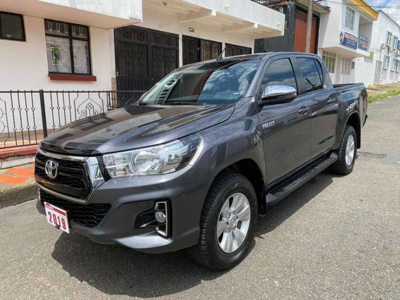 Toyota Hilux 2019 Motor 2.400