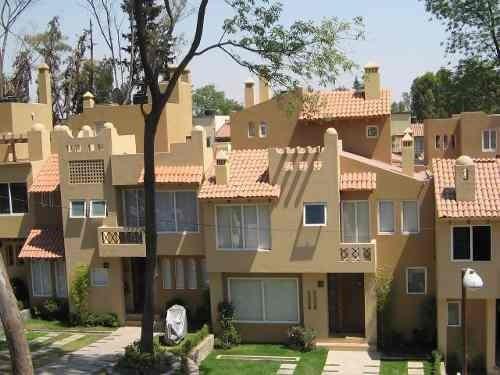 Venta Casa Desierto De Los Leones En Condominio