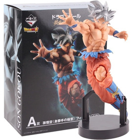 Figure Action Dragon Ball Goku Instinto Superior 22cm +caixa