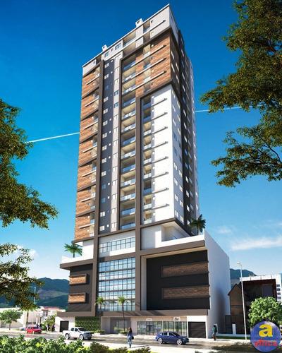 Imagem 1 de 12 de Apartamento 2 Suítes Com 1 Vaga De Garagem No Morretes Em Itapema/sc - Imobiliária África - Ap00441 - 69740419