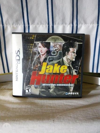 Jake Hunter Detective Chronicles Nintendo Ds El Más Barato!!