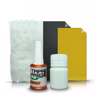 Tinta Tapa Tira Risco + Kit Polimento Suzuki Laranja Horizon