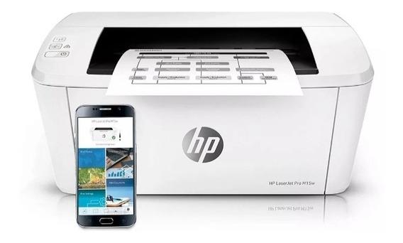 Impresora Hp Laser M15w Toner 48a Monocromatica Nueva