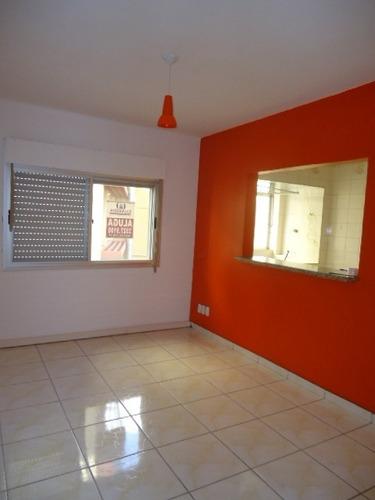 Imagem 1 de 7 de Apartamento Para Aluguel, 1 Quarto, Cidade Baixa - Porto Alegre/rs - 4107