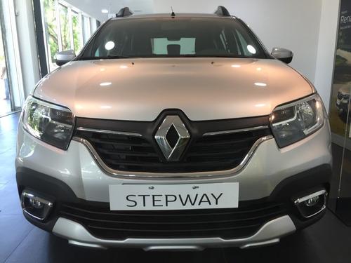 Renault Sandero Stepway Intens 2021 Oferta No 2008 208 (sg)