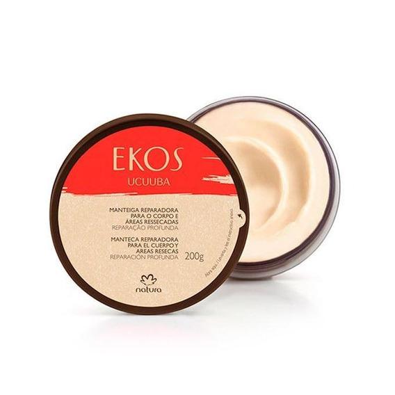 Natura Ekos - Manteiga Reparadora Para O Corpo - Ucuuba