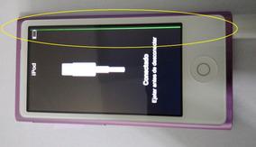 Ipod Nano 16gb 7 Geração Lilás Usado (linha Lcd) Leia Xf0gr