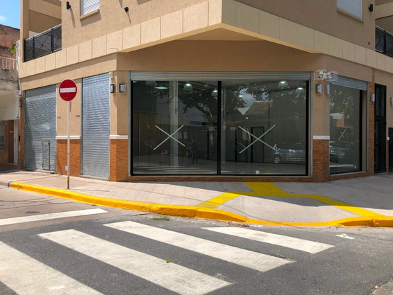 Venta Local Importante Esquina A Estrenar - S/exp. Financia