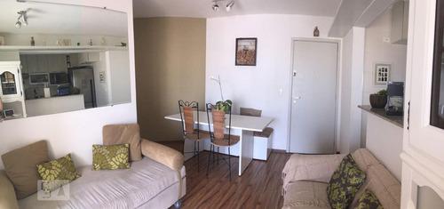 Apartamento À Venda - Vila Das Mercês, 2 Quartos,  61 - S893131729