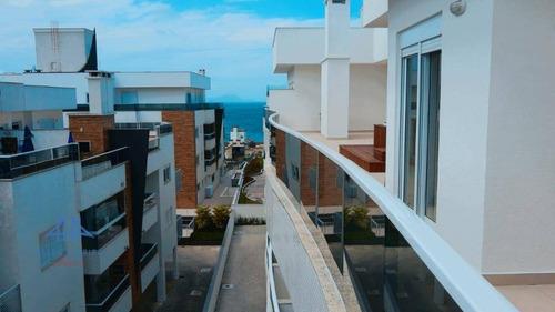 Imagem 1 de 22 de Cobertura Com 3 Dormitórios À Venda, 211 M² Por R$ 1.540.000,00 - Ingleses Do Rio Vermelho - Florianópolis/sc - Co0229
