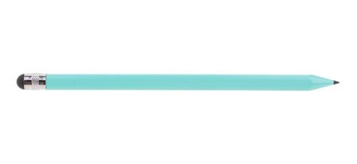 2 En 1 Stylus Lápiz Táctil Optico Bolígrafo Para Tableta