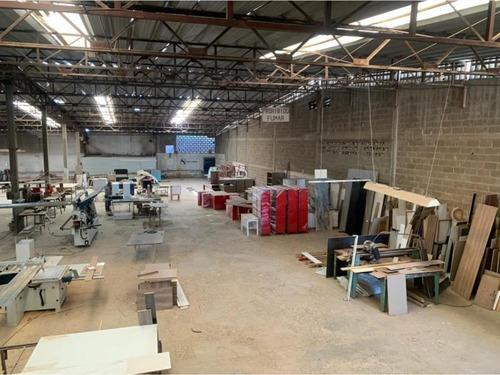 Imagen 1 de 11 de Bodega Industrial En Renta Parque Industrial Carlos A Herrera Araluce