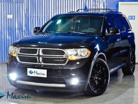 Dodge Durango 3.6 4x4 Crew V6 Blindada
